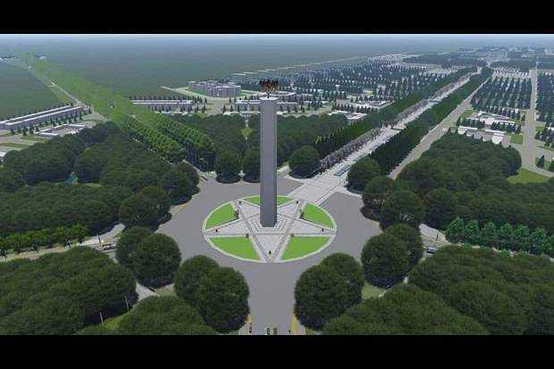 Presiden Jokowi Minta Masukan Masyarakat Terkait Desain Istana Negara Untuk Ibu Kota Baru
