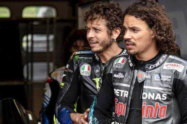 Morbidelli dan Rossi Incar Podium di GP Jerez