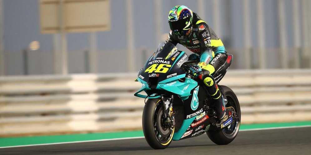 Rossi Dianggap Masih Punya Kans Raih Podium di MotoGP 2021