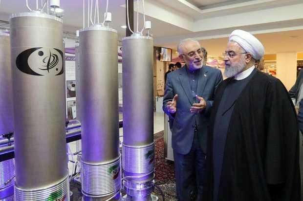 Presiden Hassan Rouhani : Jika Kami Mau, Iran Bisa Memperkaya Uranium Hingga 90 Persen