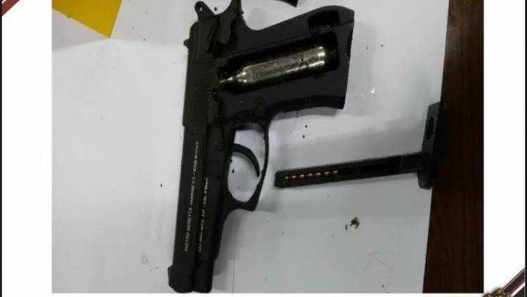 Kata Polisi, Penjual Pistol Air Gun ke ZA Berhasil Ditangkap