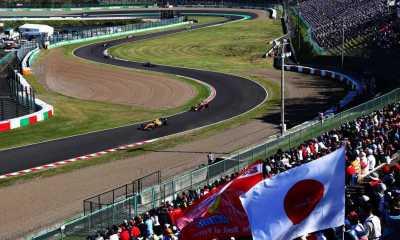 Untuk Tiga Tahun ke Depan, GP Jepang Tetap di Suzuka