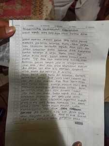 Kapolri: Pelaku Penyerangan Mabes Polri Tinggalkan Surat Wasiat Sebelum Beraksi