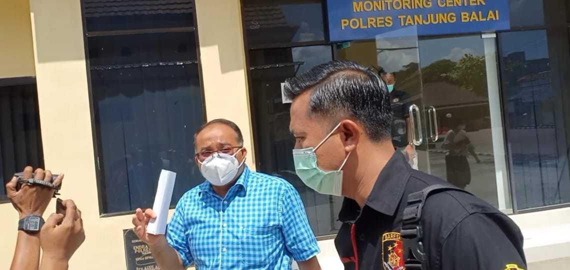 KPK Mulai Lakukan Pemeriksaan Terhadap Pejabat Pemkot Tanjungbalai