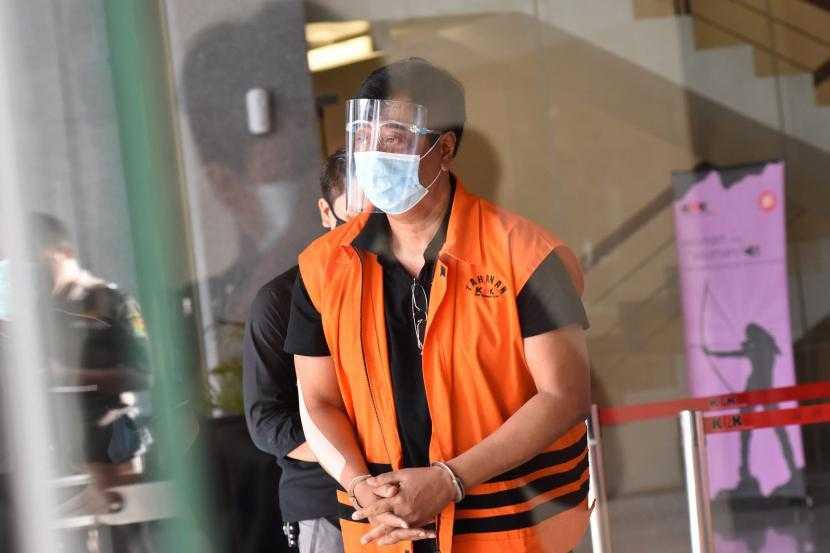 Hakim Vonis Penyuap Edhy Prabowo 2 Tahun Penjara
