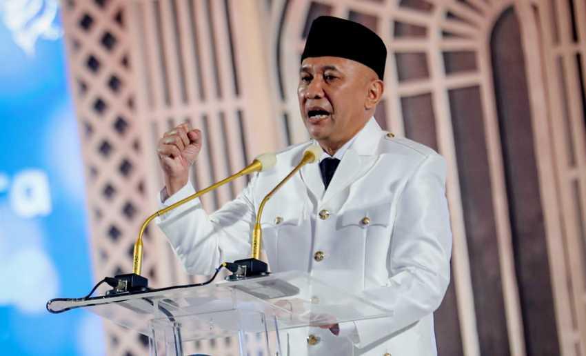 "Menkop ""Kick Off"" Gerakan Indonesia Bersama UMKM Seiring Gernas BBI"