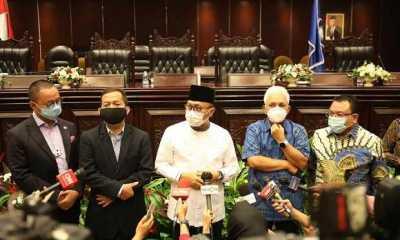 Diiuskan Kembali Masuk Kabinet, Tiga Petinggi PAN Ini Berpeluang Masuk Dalam Kabinet Jokowi-Ma'ruf