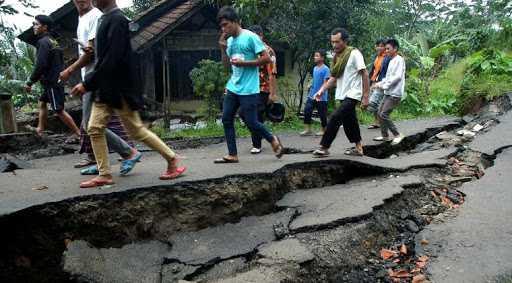 Korban Longsong di Cianjur Berharap Kepastian Relokasi dari Pemerintah