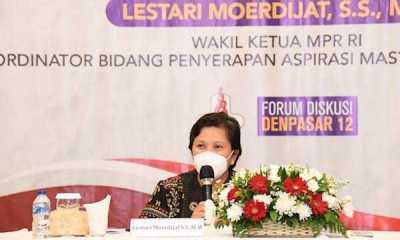 Waka MPR RI Lestari : Warisan Budaya Sumber Inspirasi untuk Memperkokoh Jati Diri Bangsa