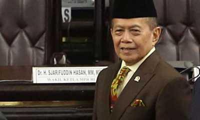 MPR Minta Pemerintah Lebih Tegas Dalam Pembatasan WNA Masuk Indonesia