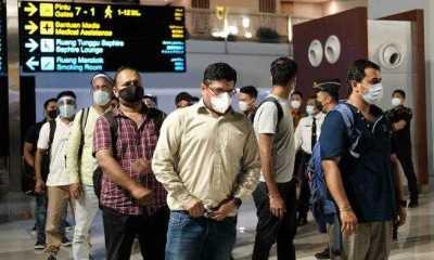 Imigrasi Soetta Pulangkan 32 WN India yang Ditolak Masuk Indonesia