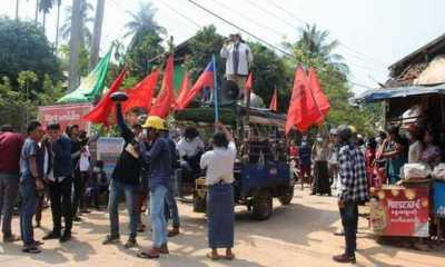 Sebanyak 12 Ribu Warga Myanmar Kabur ke Thailand Usai Digempur Junta Militer