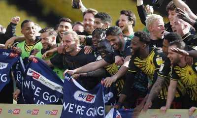 Watford Jadi Tim Kedua yang Promosi ke Premier League