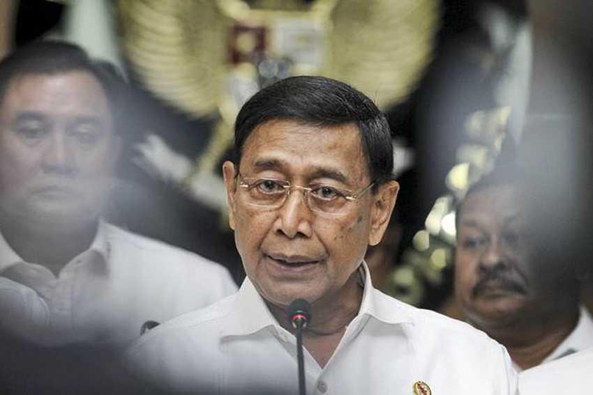 Wiranto Ingatkan Mathla'ul Anwar agar Tak Terjebak Politik Praktis