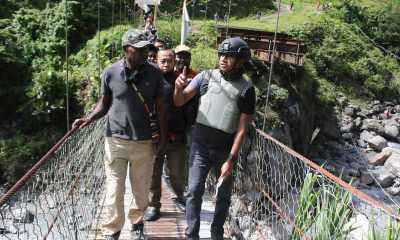 Anggota DPR RI Yan Mandenas Desak Freeport Bantu Warga Sekitar Lingkar Tambang