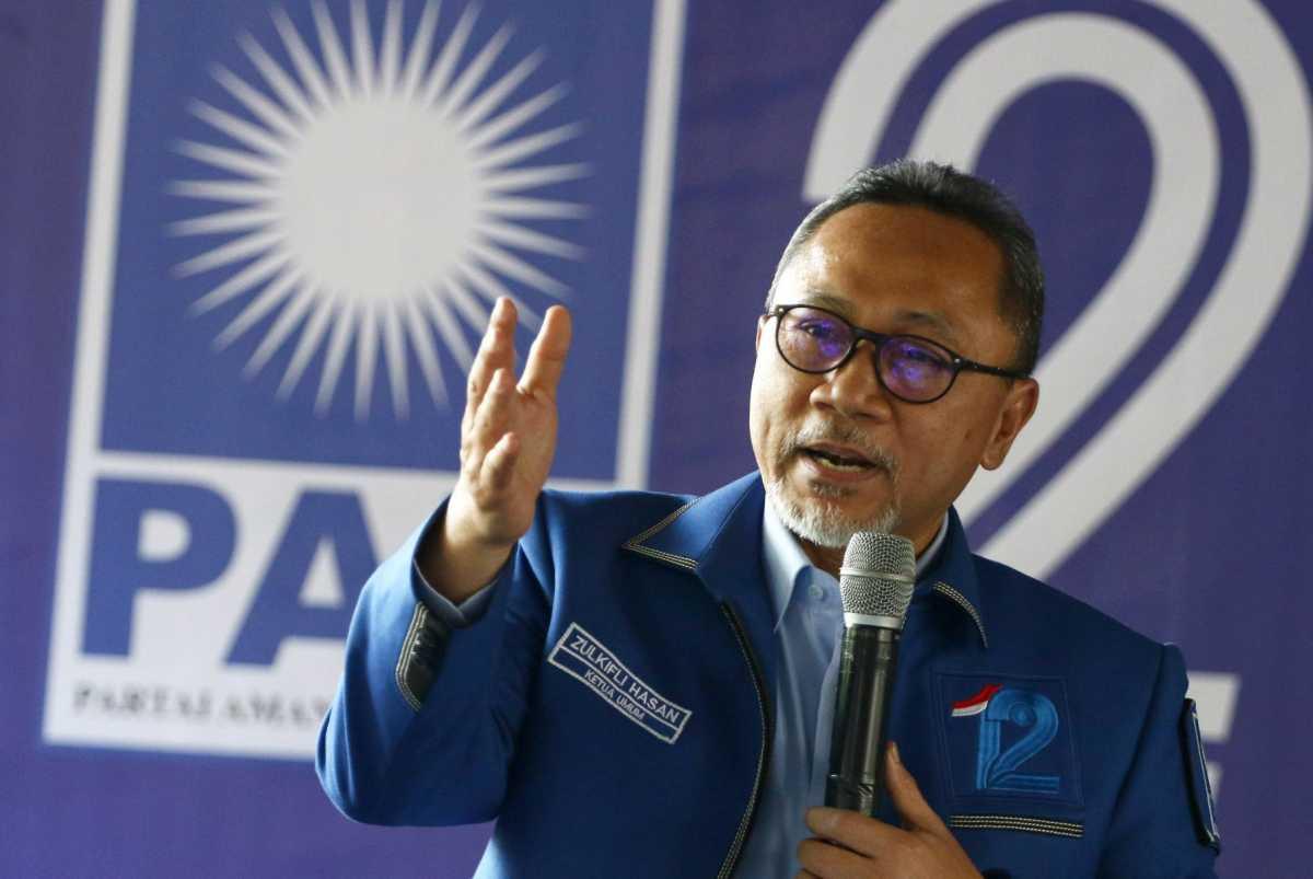 Zulhas Sebut Anies Paling Dekat dengan PAN untuk Pilpres 2024