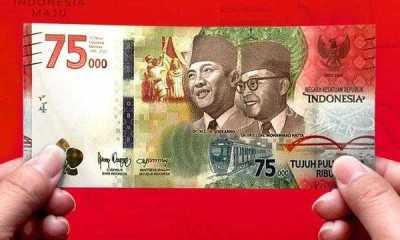 Viral Tukang Sate Tidak Mau Nerima Uang Pecahahan Rp 75 Ribu, BI : Itu Uang Asli dan Berlaku Untuk Transaksi