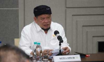 Sesuai Arahan Presiden, Ketua DPD RI Minta Kepala Daerah Percepat Realisasi Anggaran