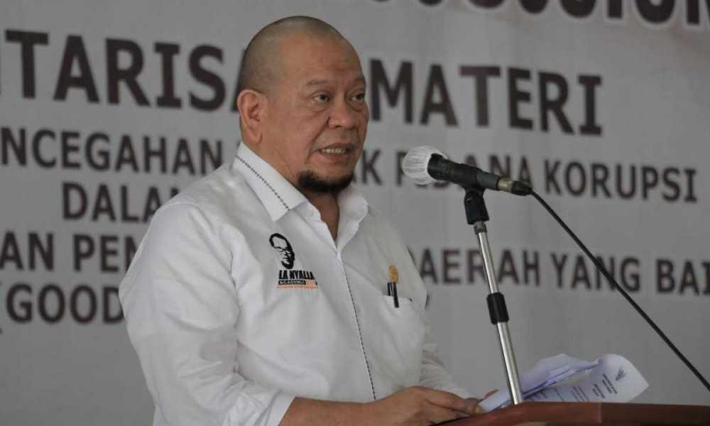 Ketua DPD RI: Selamat Memperingati Kenaikan Isa Almasih Bagi Umat Nasrani