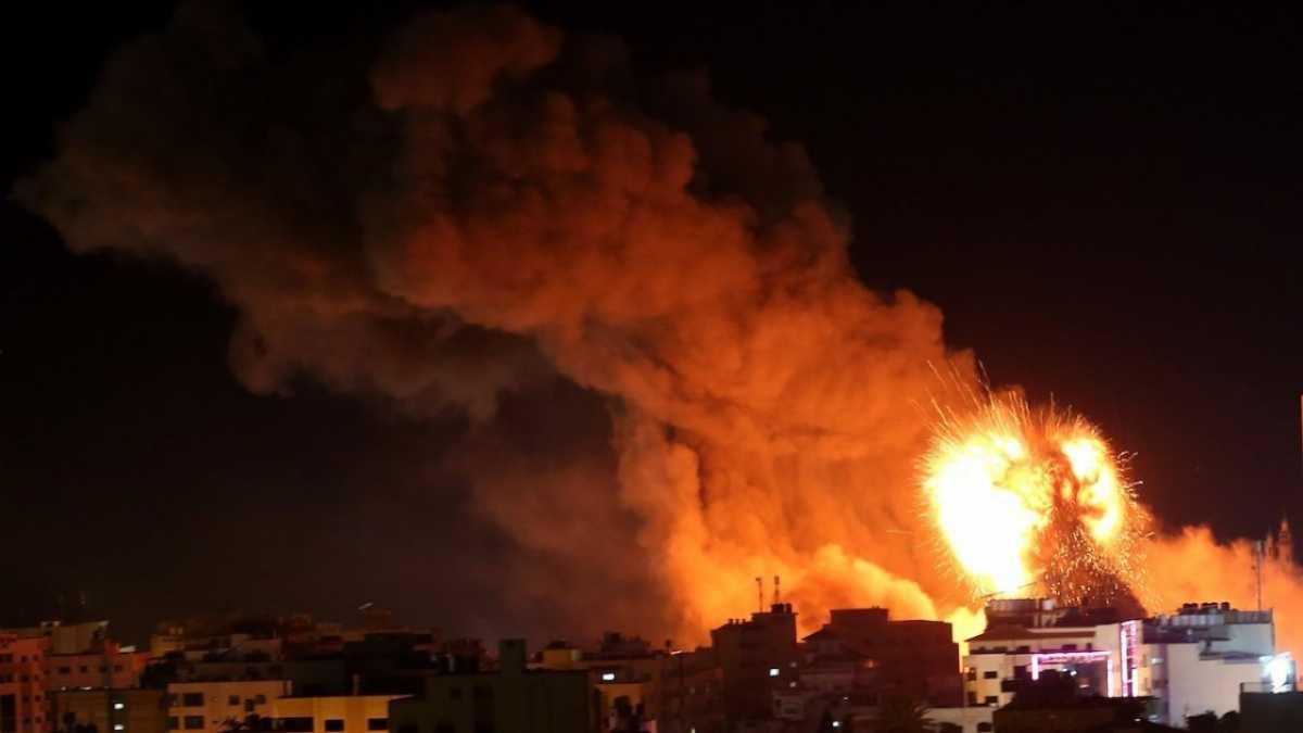 Israel Kembali Memulai Serangan Darat dan Udara di Jalur Gaza