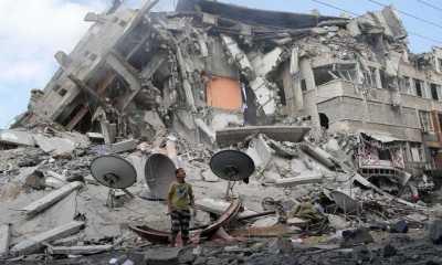 Hingga Hari ini Sudah 109 Warga Gaza Tewas Akibat Serangan Israel