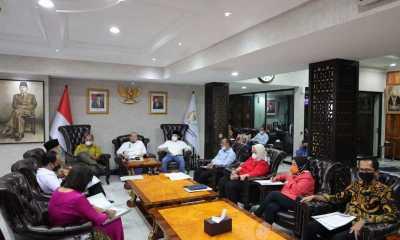 Terima Tim Kerja PPHN DPD, LaNyalla Sampaikan Sejumlah Arahan