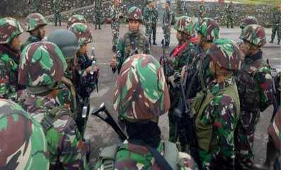 2 Anggota KKB Tewas Saat Kontak Senjata Dengan TNI di Ilaga