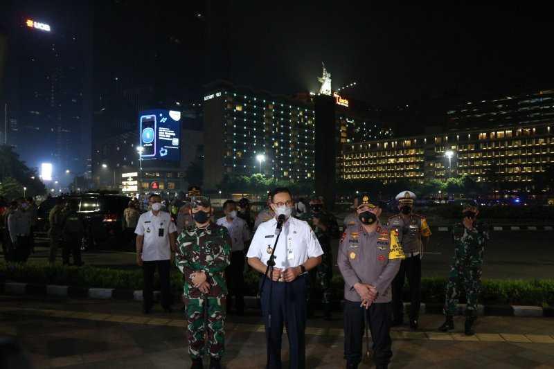 Gubernur DKI : Idul Fitri momen praktikkan kendalikan diri cegah COVID-19