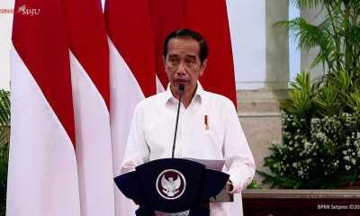 Presiden Jokowi Nyatakan Indonesia Desak DK-PBB Ambil Langkah Untuk Palestina