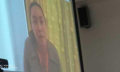 Isteri Mantan Bupati Mabar Mengaku Pra Peradilan Diterima PN Kupang
