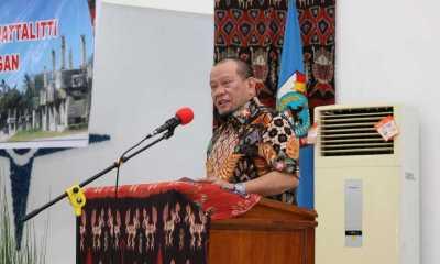 Serap Lapangan Kerja dan Bahan Baku, Ketua DPD RI Sambut Pendirian Pabrik Nestle di Batang
