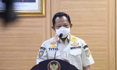 Mendagri Klaim Provinsi Kepri Berhasil Kendalikan COVID-19