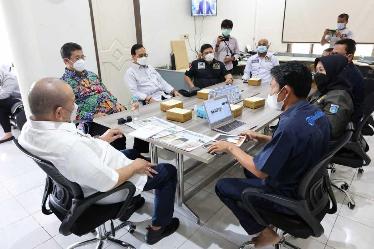 Jamin Keamanan Warga Perbatasan, Ketua DPD RI Minta Pembangunan Pos Penjagaan di Nunukan Disegerakan