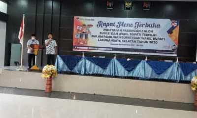Bupati dan Wakil Bupati Terpilih Ucapkan Trimakasih Atas Pemilihan Suara Ulang Berjalan Aman dan Kondusif