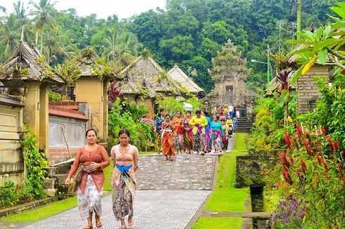 """Kemenko Marves: Nusa Dua Bali Jadi Proyek Percontohan """"work from Bali"""""""