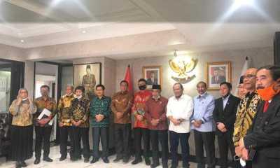 IAIN Bengkulu Menjadi UIN Fatmawati Sukarno, Pimpinan DPD RI Besyukur Perjuangan Panjang Akhirnya Terwujud
