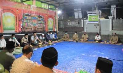 Gubernur NTB Zulkiflimansyah Blusukan ke Pelosok Desa Untuk Semangati Warga di Tengah Pandemi