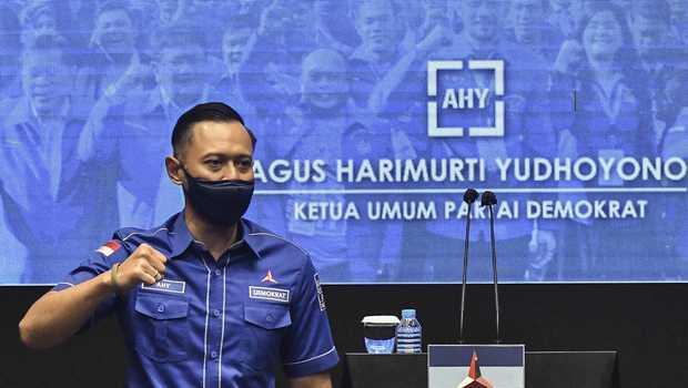 Kata Yasonna, AHY Masih Lama Untuk Jadi Presiden