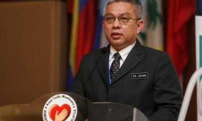 Malaysia Deteksi Kasus Pertama Varian Covid dari India