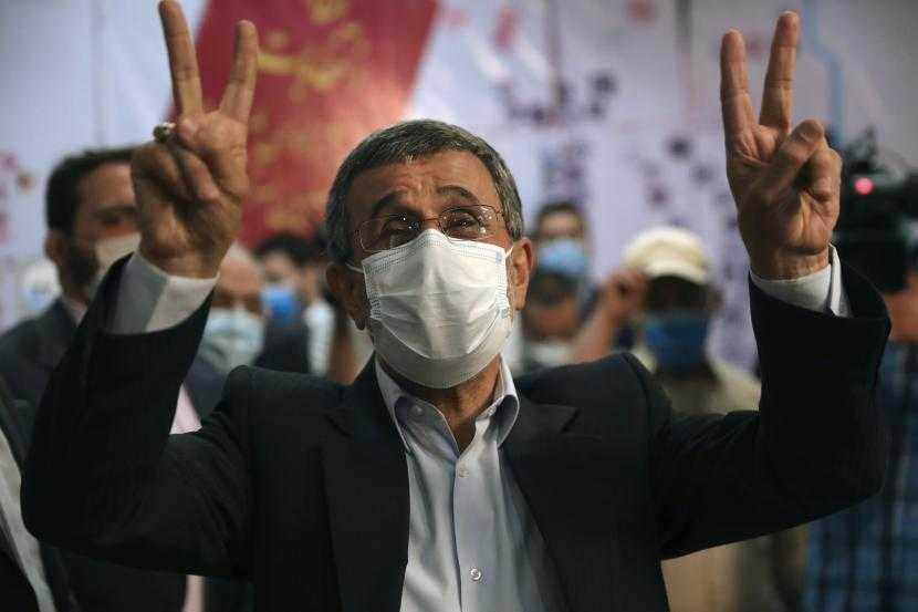 Ahmadinejad Bakal Maju Lagi di Pilpres Iran Juni Mendatang