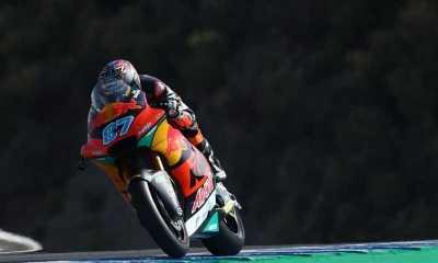 GP Moto2 Spanyol: Pecahkan Rekor Sirkuit Jerez, Gardner Klaim Pole Position
