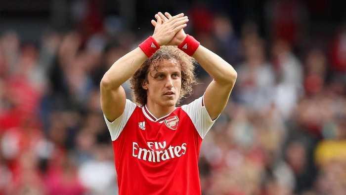 Akhir Musim ini, David Luiz Tinggalkan Arsenal