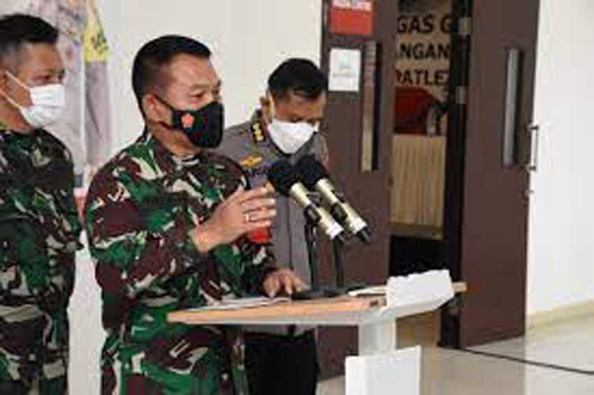 Antisipasi Lonjakan Kasus COVID-19 Pasca Lebaran, Pangdam Jaya dan Kapolda Metro Tinjau Wisma Atlet