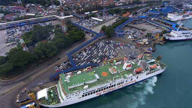 Jumlah Penumpang Menurun, Kemenhub Kurangi Armada Angkutan Laut Merak-Bakauheni