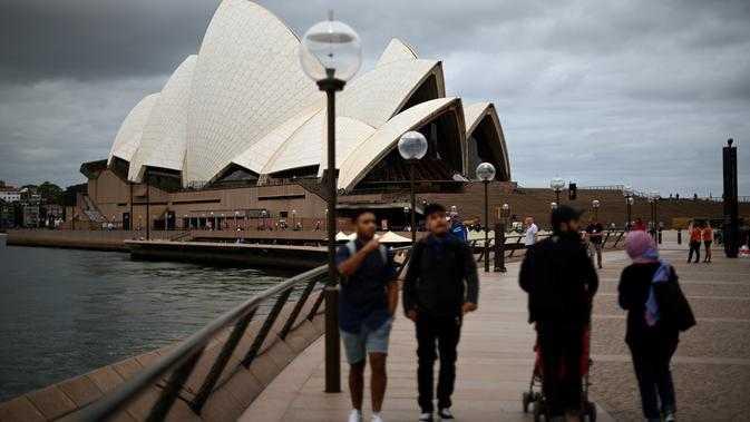 Australia akan Lacak Sumber Misteri Kasus COVID-19 di Sydney