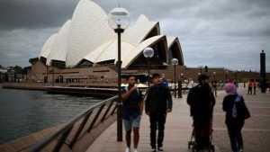 Australia Stop Bantuan  ke Warganya