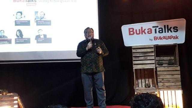 Dicopot dari Menteri, Bambang Brodjonegoro Dapat Jabatan Baru Komut Bukalapak