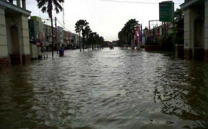 Akibat Hujan Lebat Semalam, Tujuh Titik di Bekasi Terendam Banjir