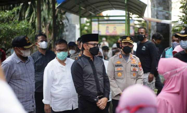Pemkot Bogor Larang Ziarah Kuburan, Sejumlah Petugas Disiagakan Berjaga - jaga di TPU