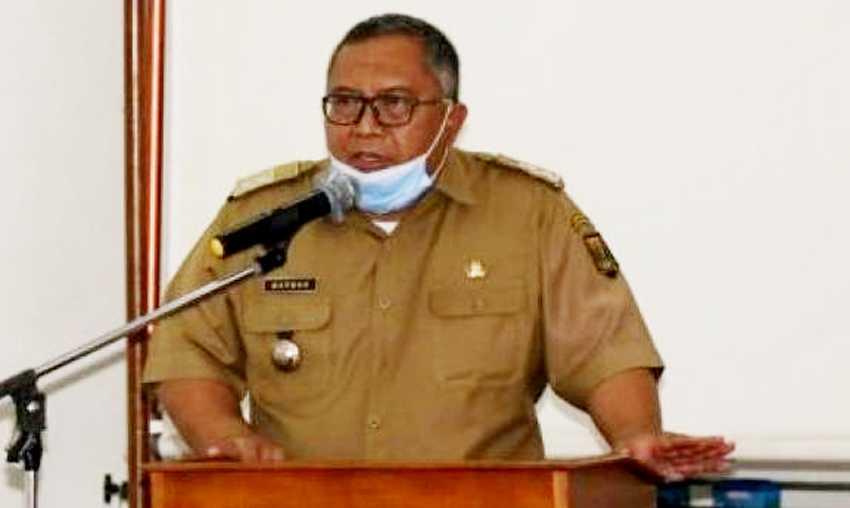 Bupati Sukabumi Minta Polisi dan TNI Tutup Seluruh Objek Wisata